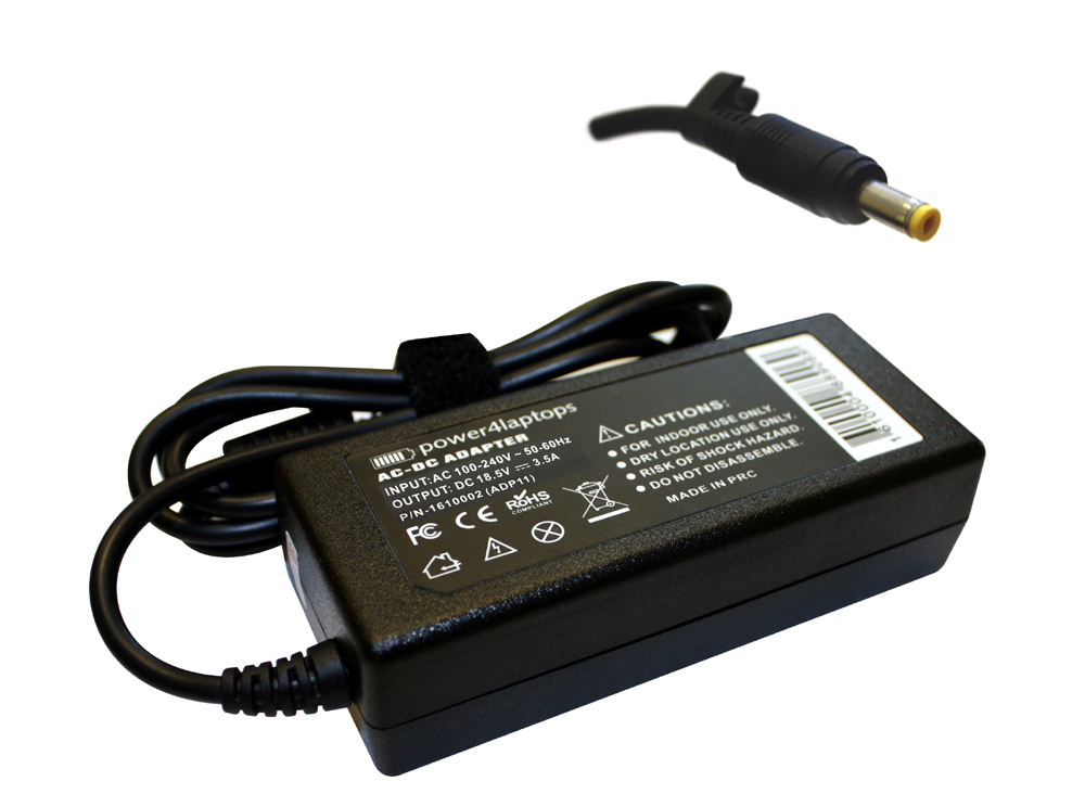 Compaq Mini 311c Compatible Laptop Power AC Adapter Charger