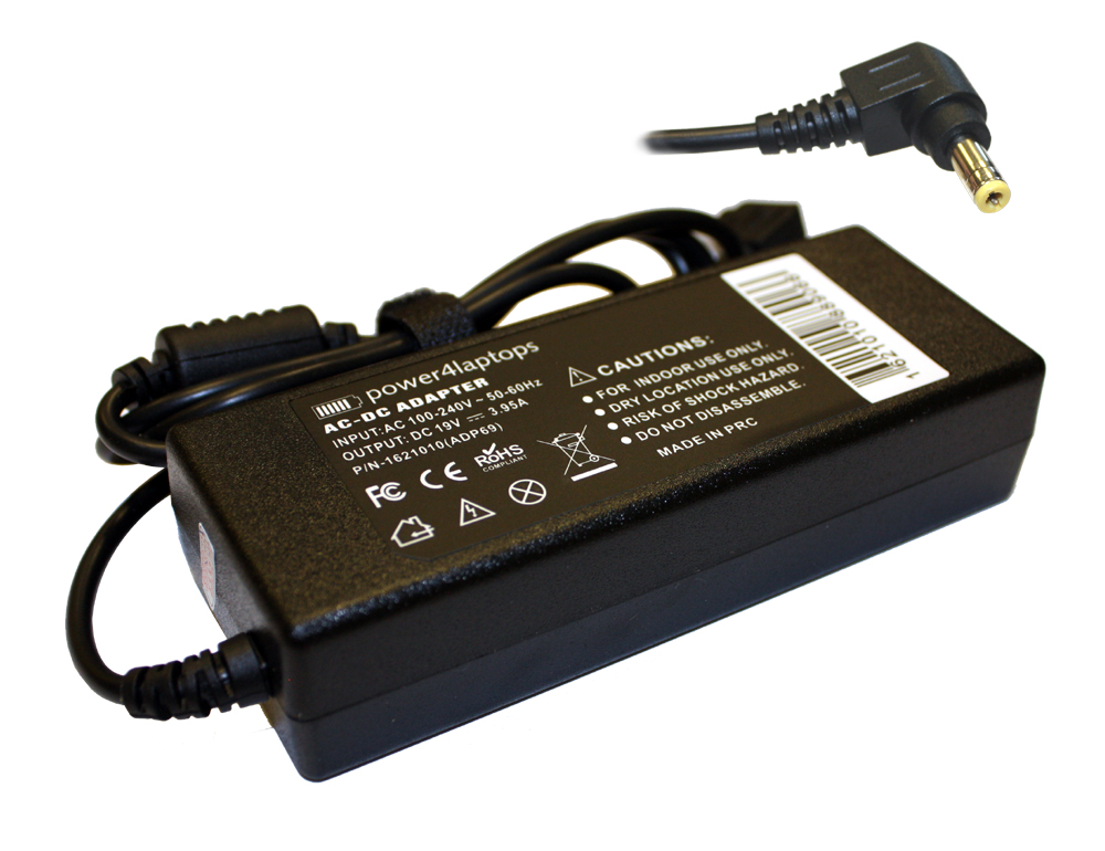 Toshiba Satellite L550D Compatible Laptop Power AC Adapter Charger