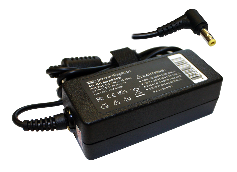 Asus U20A Compatible Laptop Power AC Adapter Charger