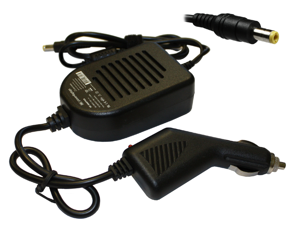 Acer-Ferrari-1100-Compatible-Laptop-Power-DC-Adapter-Car-Charger