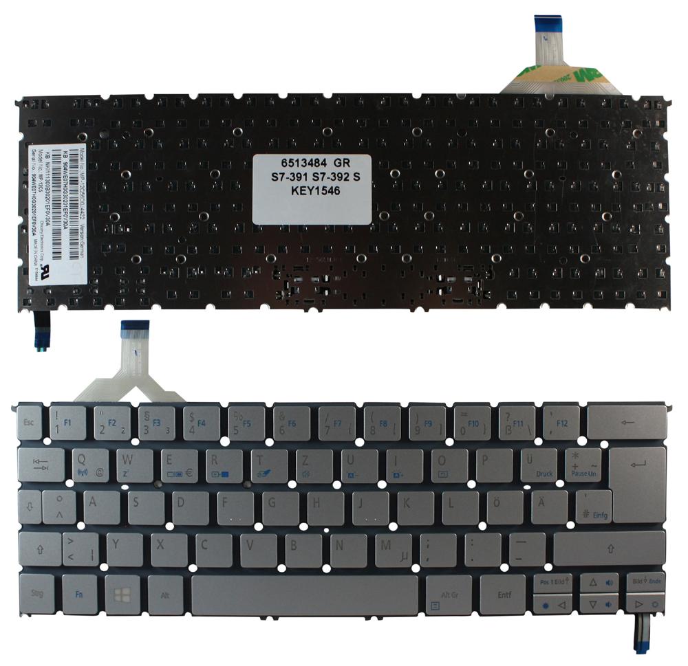 Layout-Tedesco-Tastiera-per-Acer-Aspire-S7-391-9492