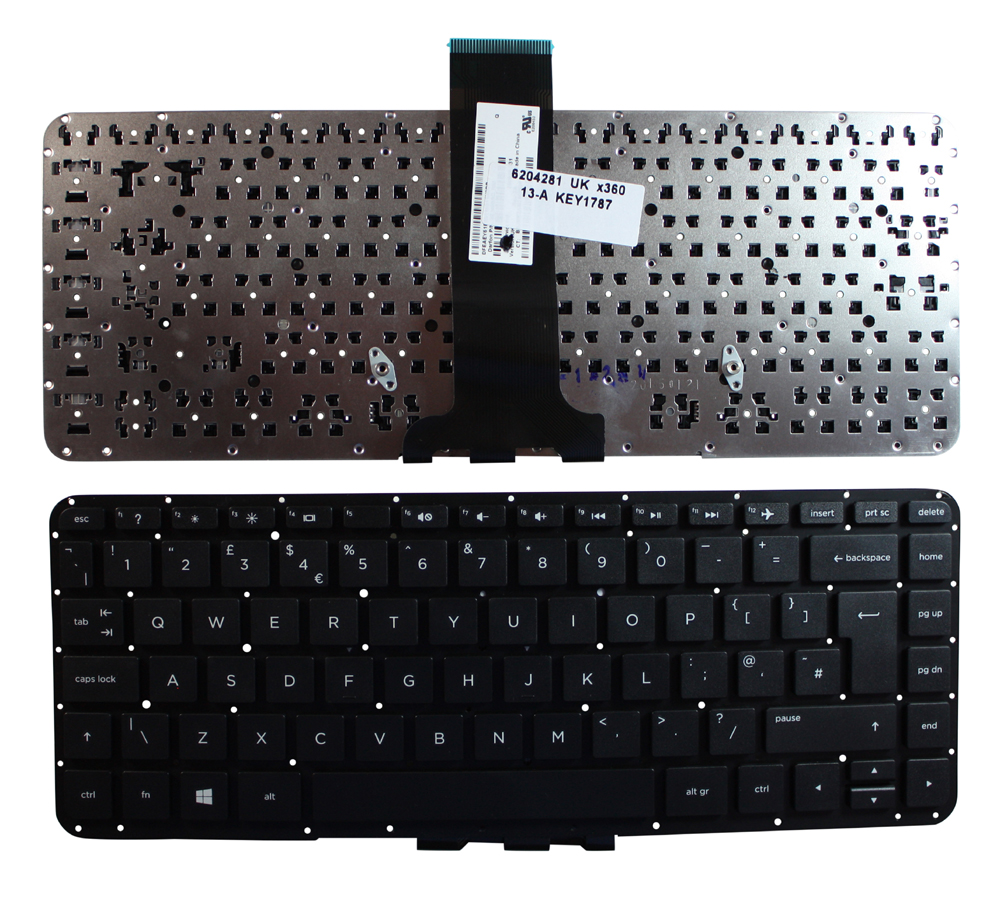 Vereinigtes Königreich Layout Tastatur für HP Pavilion 13A202NA X360 - <span itemprop=availableAtOrFrom>Großbritannien, United Kingdom</span> - Returns accepted Most purchases from business sellers are protected by the Consumer Contract Regulations 2013 which give you the right to cancel the purchase within 14 days after  - Großbritannien, United Kingdom